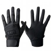 【ZETT】ゼット バッティング手袋 両手用 高校生対応 bg574hs