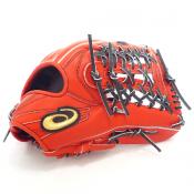 【asics】アシックス 野球館オリジナル 硬式グローブ ゴールドステージ 外野手用 オーダーグラブ asics-13