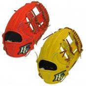 【Hi-GOLD】ハイゴールド 硬式グローブ 技極プロフェッショナル 二塁手 遊撃手用 wkg-1066
