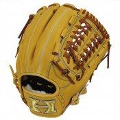 【Hi-GOLD】ハイゴールド 硬式グローブ 技極スペシャル 三塁手 オールポジション用 wkg-4025-ccrk