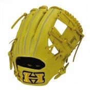 【Hi-GOLD】ハイゴールド 軟式グローブ 心極 二塁手 遊撃手用 kkg-7514