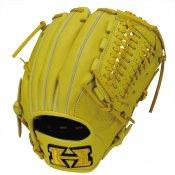 【Hi-GOLD】ハイゴールド 軟式グローブ 心極 三塁手 オールポジション用用 kkg-7515