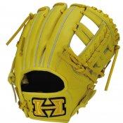 【Hi-GOLD】ハイゴールド 軟式グローブ 心極 二塁手 遊撃手用 kkg-7516