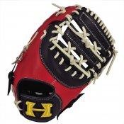 【Hi-GOLD】ハイゴールド ソフトボール用グローブ ベーシックカスタマー 一塁手用 bsg-82f