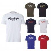 【Rawlings】ローリングス ロゴTシャツ ast8s12