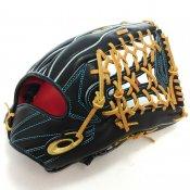 【asics】アシックス 野球館オリジナル 硬式グローブ ゴールドステージ 外野手用 オーダーグラブ asics-20