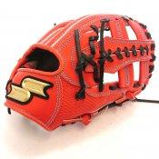 【SSK】エスエスケイ 野球館オリジナル 硬式グローブ プロエッジ 内野手用 オーダーグラブ ssk-38