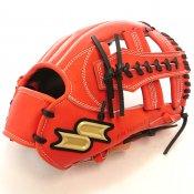 【SSK】エスエスケイ 野球館オリジナル 硬式グローブ プロエッジ 内野手用 オーダーグラブ ssk-42