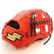 【SSK】エスエスケイ 野球館オリジナル 硬式グローブ プロエッジ 内野手用 オーダーグラブ ssk-44