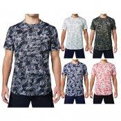 【underarmour】アンダーアーマー ベースボールTシャツ テックTシャツ カモ 1313380