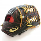 【asics】アシックス 野球館オリジナル 硬式グローブ ゴールドステージ外野手用 オーダーグラブ asics-42
