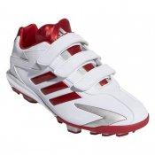 【adidas】アディダス ジュニア用 ポイントスパイク アディゼロ T3 ポイントKV cq1299