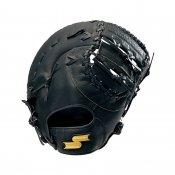 【SSK】エスエスケイ ソフトボール3号用グローブ ゴッドナイン 一塁手・捕手兼用 gnsf8030