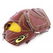 【asics】アシックス 野球館オリジナル 硬式グローブ ゴールドステージ投手用 オーダーグラブ asics-51