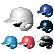 【SSK】エスエスケイ 軟式用バッティングヘルメット 両耳付 h2500