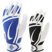 【NIKE】ナイキ 野球用 バッティング手袋 両手組 ハラチ エッジ ba1003