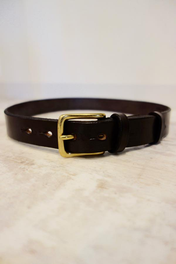 REAL HARNESS   Stirrup Saddle Leather Belt