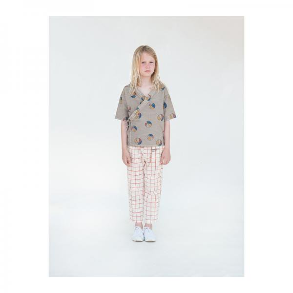 <img class='new_mark_img1' src='//img.shop-pro.jp/img/new/icons20.gif' style='border:none;display:inline;margin:0px;padding:0px;width:auto;' />BOBO CHOSES SS17 Chino Trousers B.C. Play