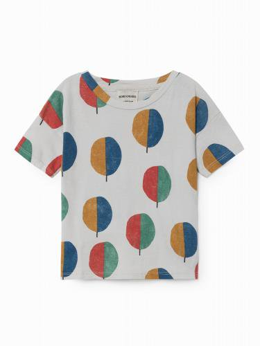 <img class='new_mark_img1' src='//img.shop-pro.jp/img/new/icons13.gif' style='border:none;display:inline;margin:0px;padding:0px;width:auto;' />BOBO CHOSES 18SS Forest Short sleeve T-shirt