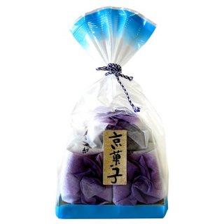 京の一口菓子 美の紫(抹茶)
