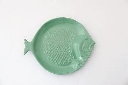 Round Plate Fish