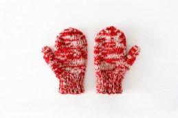 ミトン手袋B