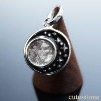 ギベオン隕石のペンダントトップの画像