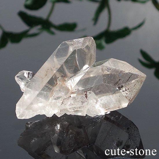 マニカラン産 水晶の原石 D