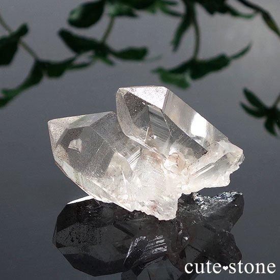 マニカラン産 水晶の原石 Dの写真0 cute stone