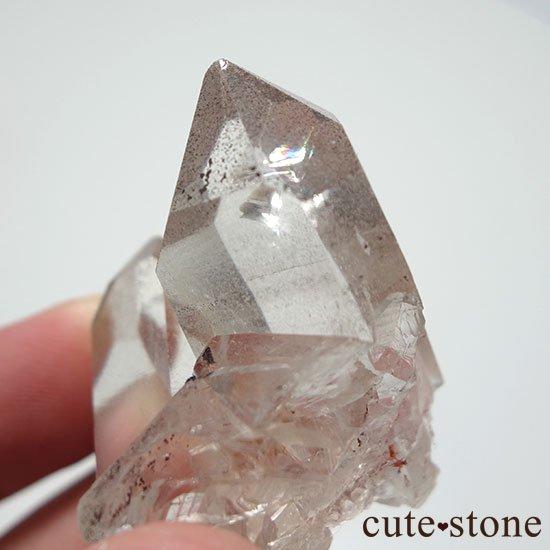マニカラン産 水晶の原石 Dの写真2 cute stone