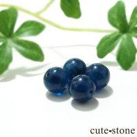 【粒売り】ブルーアパタイト AAAA ラウンド8mmの画像
