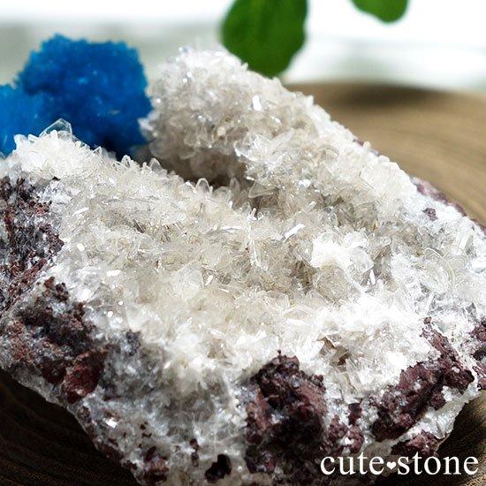 インド・プーナ(プーネ)産カバンサイトの原石 Bの写真1 cute stone