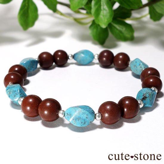 【聖なる大地】ターコイズ セドナストーンのブレスレットの写真0 cute stone