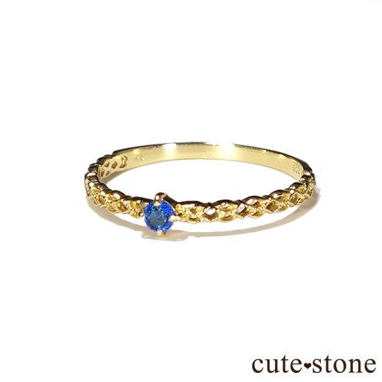 アウイナイトのK18リング(サイズ調整可)の写真0 cute stone