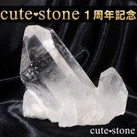 【1周年記念】ミナスジェライス州トマス・ゴンサガ産水晶のクラスター Aの画像