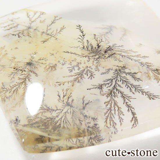 デンドリティッククォーツのルース Bの写真3 cute stone