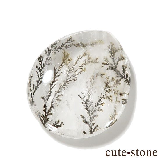 デンドリティッククォーツのルース Aの写真1 cute stone