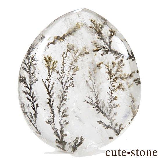 デンドリティッククォーツのルース Aの写真3 cute stone