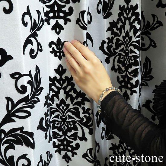 【星祭】レモンクォーツ ブルーフローライト 水晶のブレスレットの写真8 cute stone