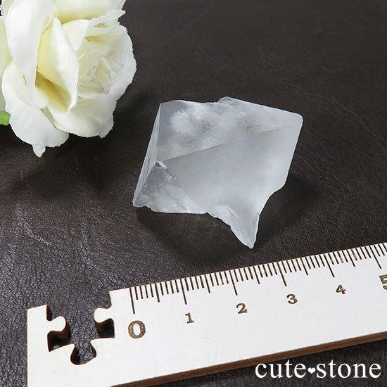 内モンゴル産のカラーレスフローライト Aの写真8 cute stone