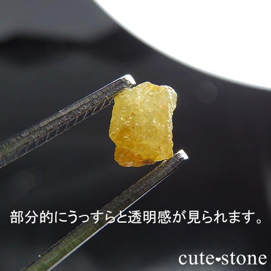 ダイヤモンドの原石 1.7ctの写真2 cute stone