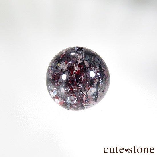【粒売り】 レピドクロサイトインクォーツ AAAA ラウンド10mmの写真1 cute stone