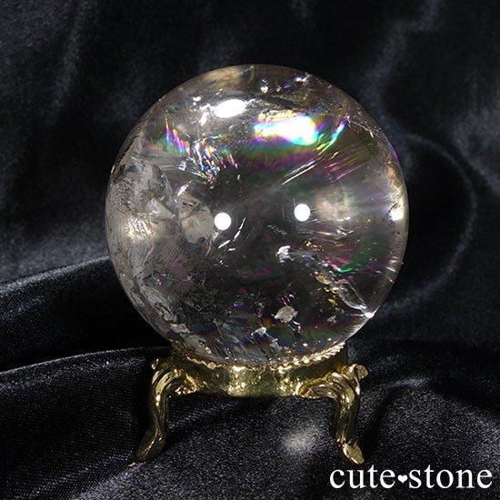 アイリスクォーツの丸玉 50mmの写真5 cute stone
