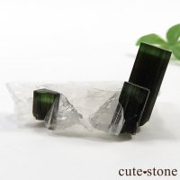 パキスタン産 グリーンキャップトルマリン 10gの画像