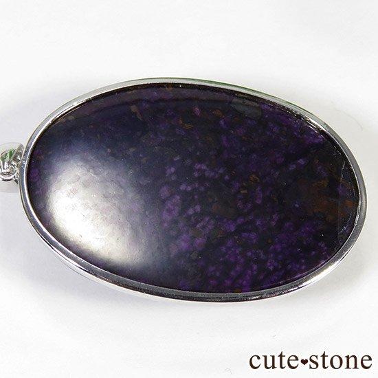 スギライトの大粒ペンダントトップの写真1 cute stone