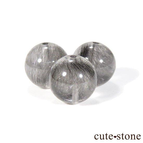 【粒売り】 プラチナクォーツ AAAA+ ラウンド9.5mmの写真0 cute stone