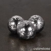【粒売り】 ムオニナルスタ隕石(アイアンメテオライト) 6mmの画像