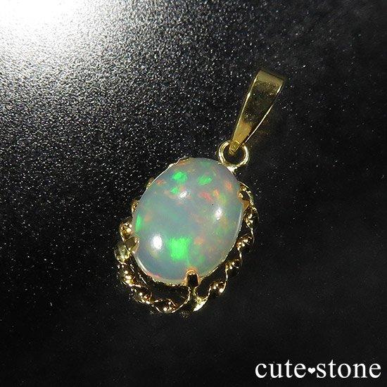 プレシャスオパールのペンダントトップの写真0 cute stone