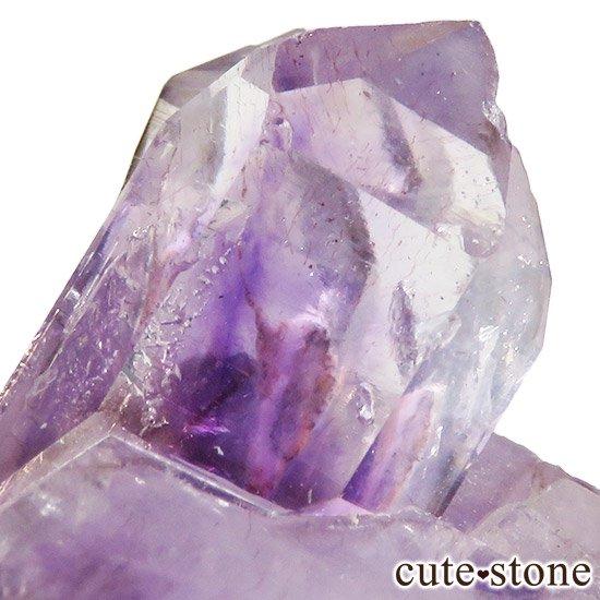 ナミビア ブランドバーグ産 アメジストの原石の写真4 cute stone