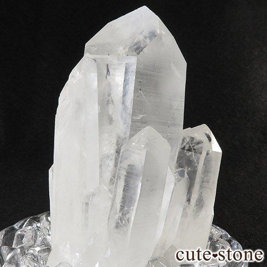 水晶のクラスター(中国 四川省 金口河区 産)の写真1 cute stone